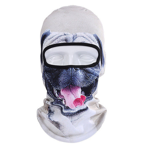 Animal Full Face Mask