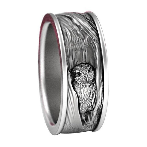 """Your Owl"" Ring"