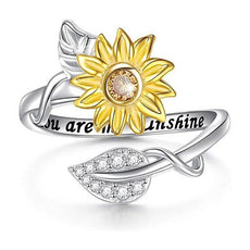 """You are my Sunshine"" Ring"