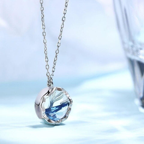 Ocean Tale Necklace