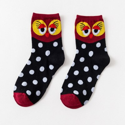 Free Cute Owl Socks