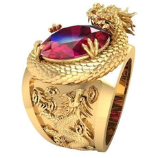 Free Dragon Ring