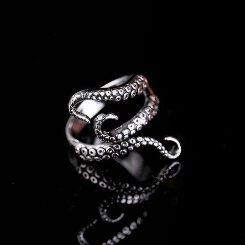 """The Octopus"" Ring"
