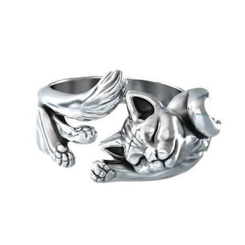 """The Happy"" Cat Ring"