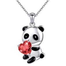 Free Red Panda Necklace