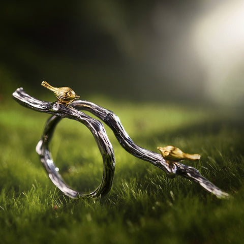 Two Birds Ring