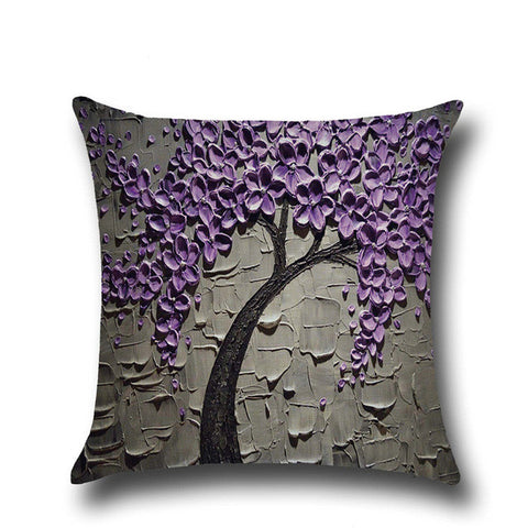 Tree Cushion