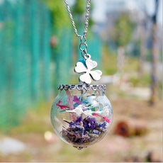 Colourful Bottle Necklace