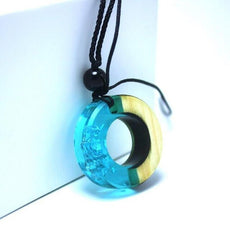 """The Cicle Sea"" Necklace"