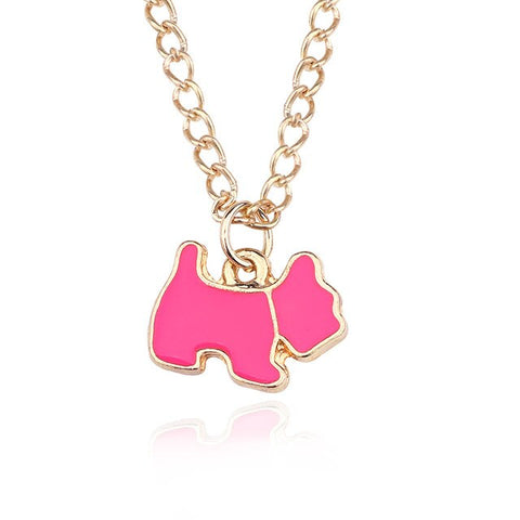 New Dog Necklace