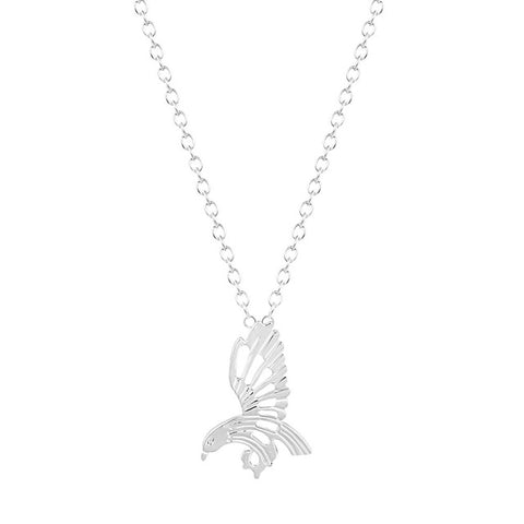 Flying Eagle Necklace