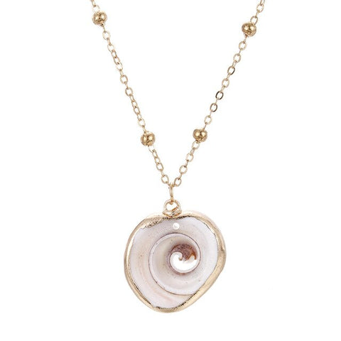 Infinite Shell Necklace