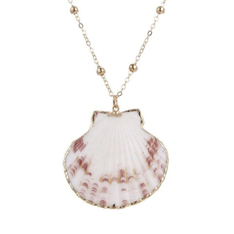 St Jacques Clear Necklace