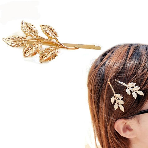 Free Nature Hair Clips