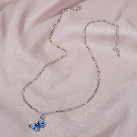 The Classic Blue Necklace