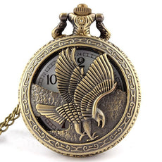 Watch - Eagle Pocket Watch