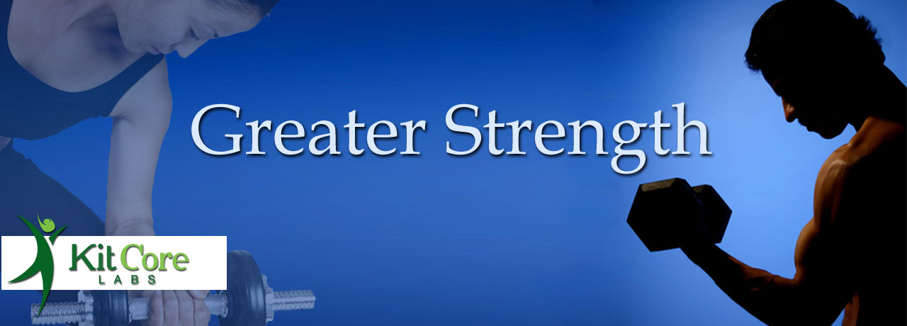 greater strength