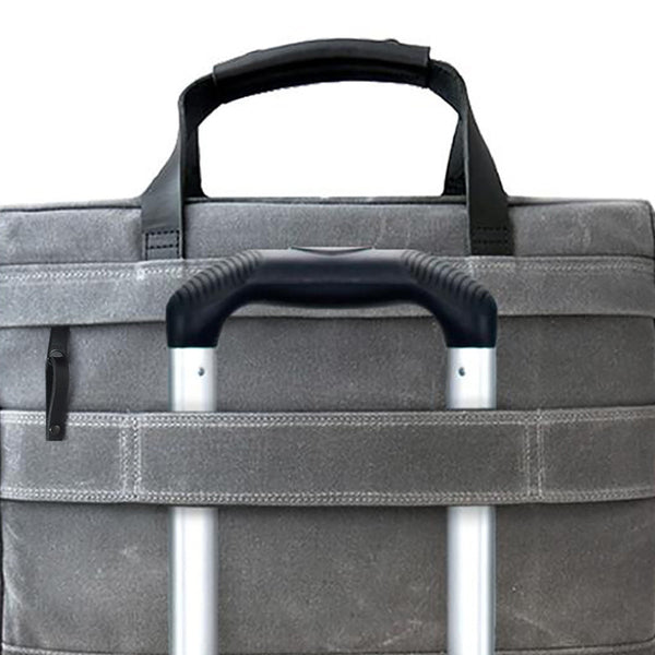 Epic 48 Hour Workcase | Grey Wax Canvas