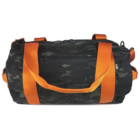 The Ultimate Overnighter | Rogue Camo & Orange | ONE LEFT!