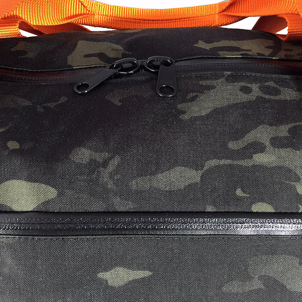 The Ultimate Overnighter | Rogue Camo & Orange | LIMITED QUANTITY