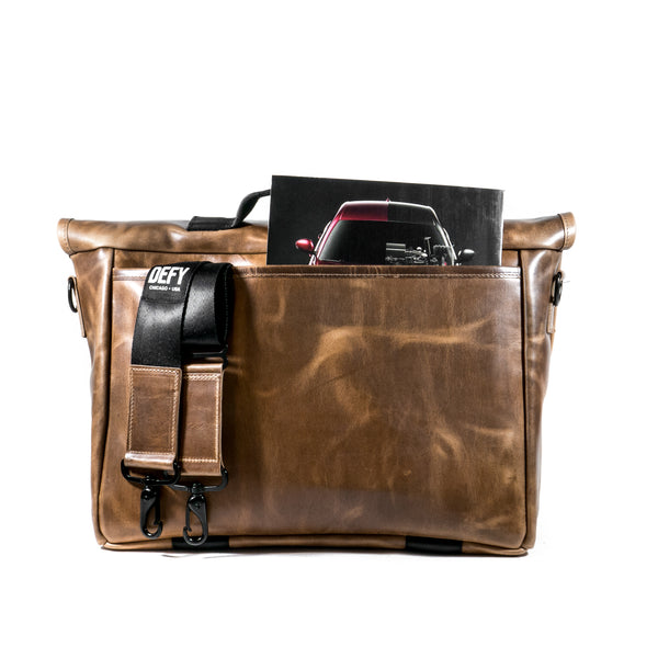 Recon | Horween Whiskey Cavalier Leather | Ultimate Bundle
