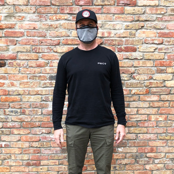 The Bandit Mask | Train Conductor Denim | Pre-Order Ships in 2-3 Weeks