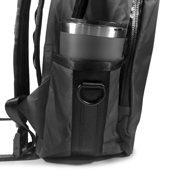 Bucktown Backpack | X-Pac™ | Black
