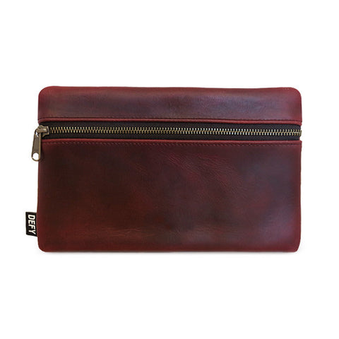 Gear Kit | Horween OxBlood Leather