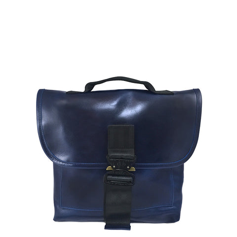 Square | Horween Parisian Blue Leather | Qty. 2 on the Planet