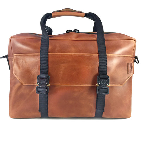 Defender Workcase | Horween Cognac Leather