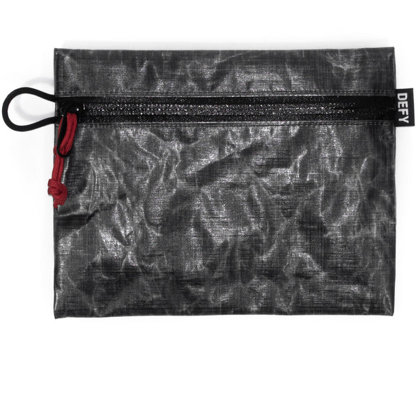 Project Dyneema® | Large Pouch | Black | Ships 1-2 Weeks