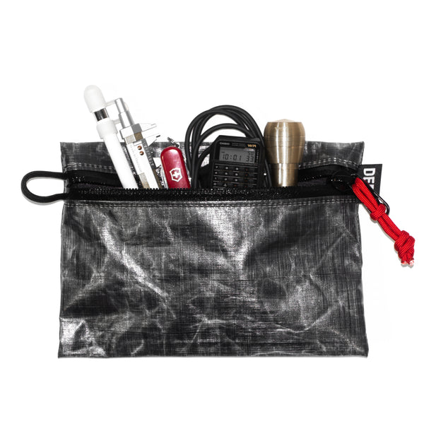 Project Dyneema® | Medium Pouch | Black
