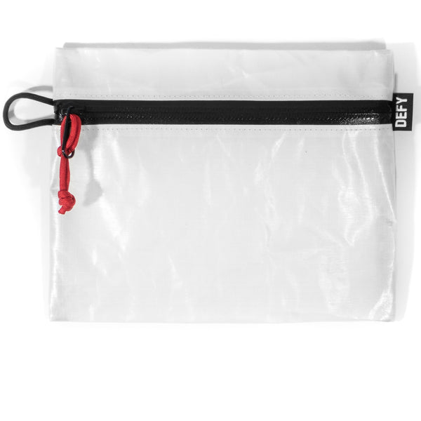 Project Dyneema® | Large Pouch | White