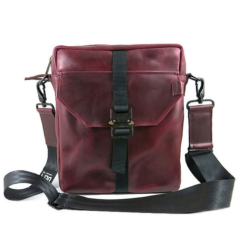 Defender Workcase Day Tripper | Horween OxBlood Leather
