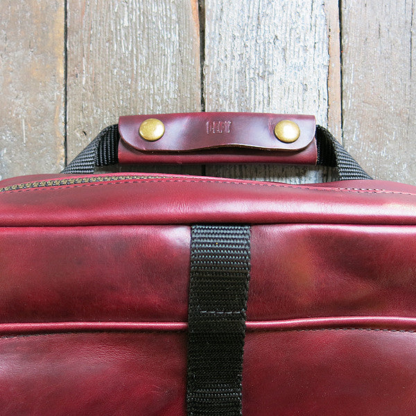 Defender Workcase Day Tripper | Horween OxBlood Leather | Last 1!!