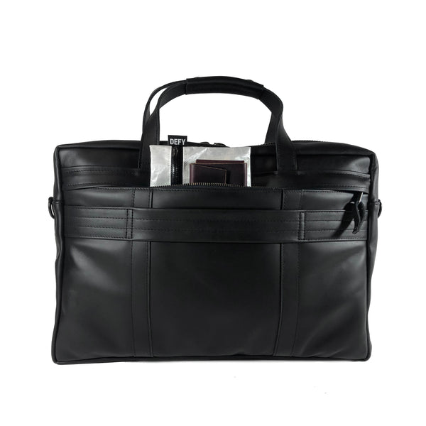 Defender Briefcase | Horween Austin Calf Leather Bundle