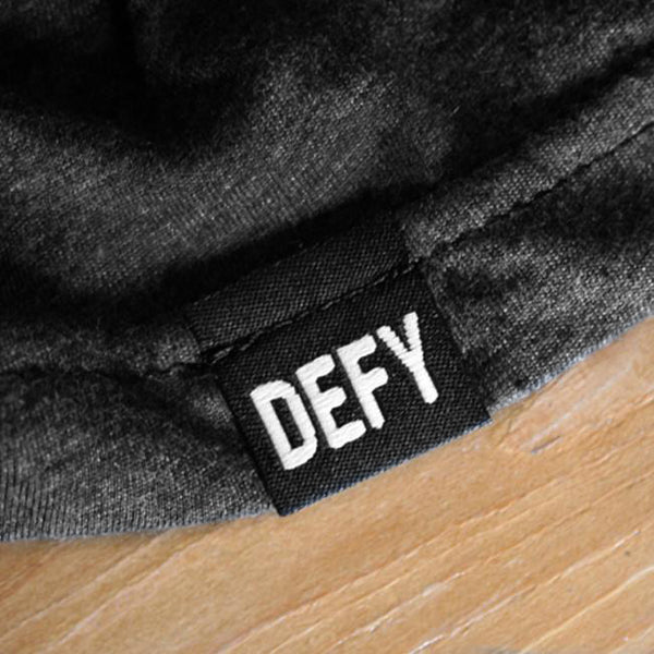 DEFY Tee | Black | Size XS Only