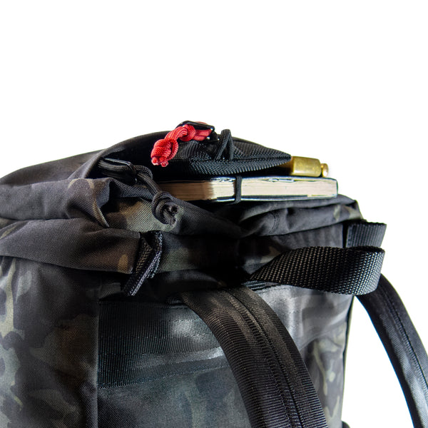 The Menace Backpack | Rogue Camo Cordura