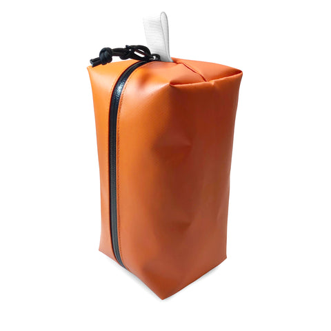 Dopp Kit | Orange Truck Tarpaulin