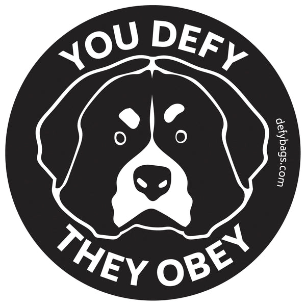 YOU DEFY, THEY OBEY | The Otis Magnet