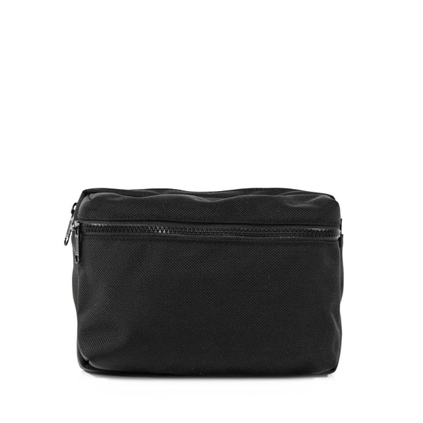 The Parker Pack | Black Ballistic Nylon