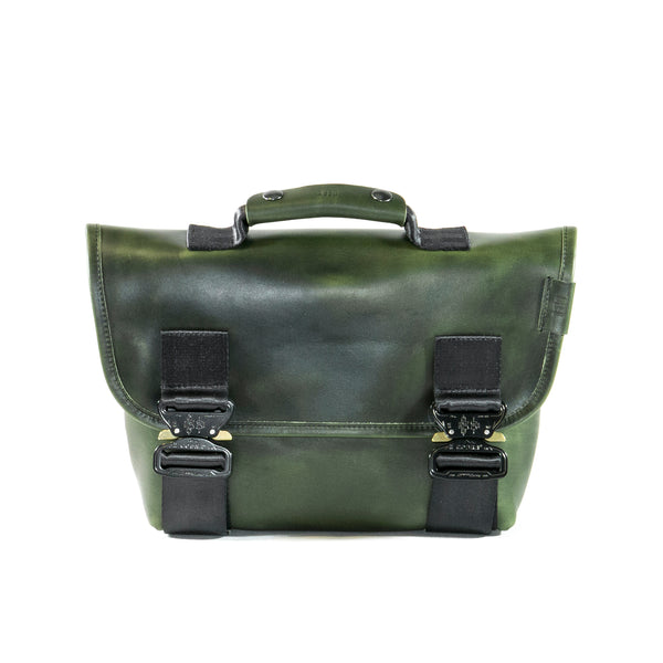 Recon Mini | Horween Forest Green Cavalier Leather | Last 1