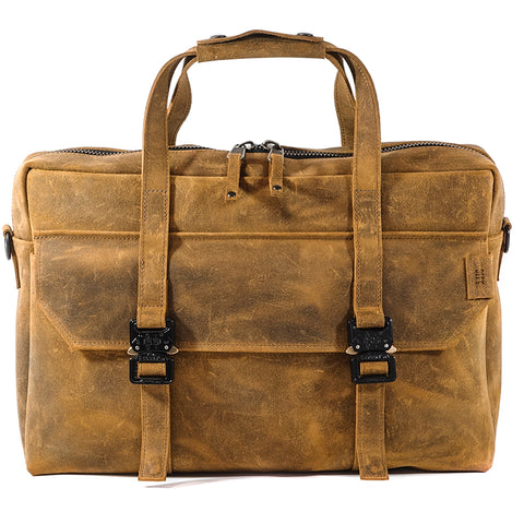Defender Workcase | Charles F. Stead and Co Ltd. | Wheatbuck Waxy Commander Leather