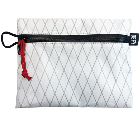 Project X-Pac™ | Large Pouch | White