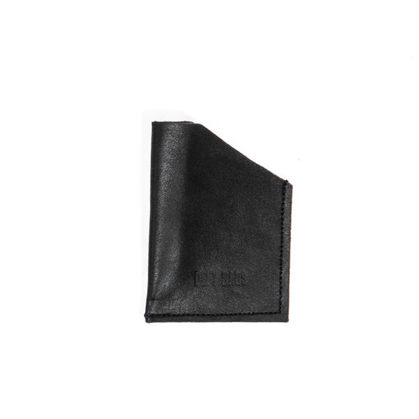 Project Intern | Horween Abe Lincoln Leather Front Pocket Wallet | 1 Remains