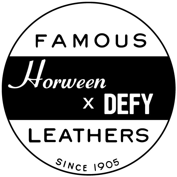 Recon | Horween Black Essex Leather Ultimate Bundle | Few Remain