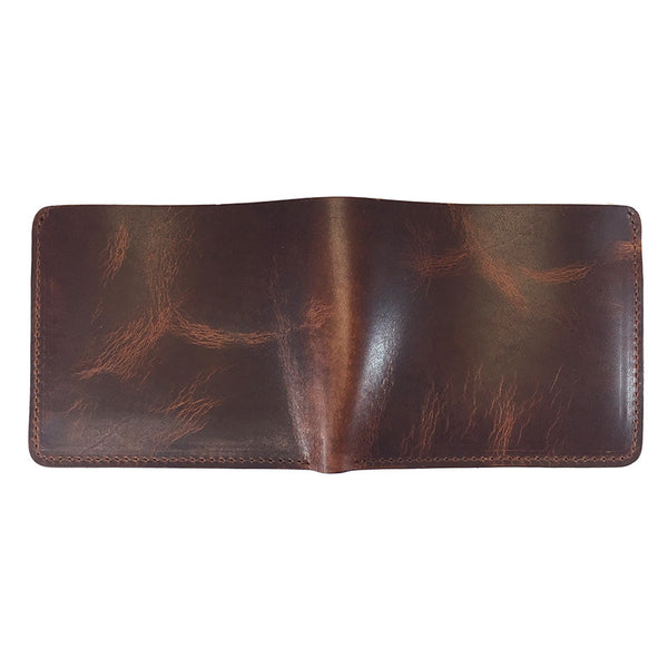 The Boss Wallet | Horween Dublin Leather | Limited Quantities