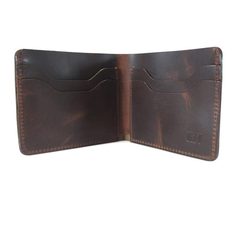 The Boss Wallet | Horween Dublin Leather