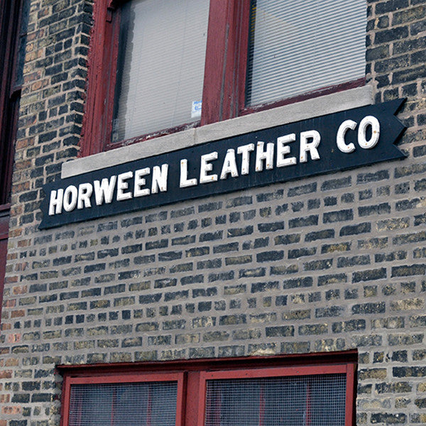 Mr. Groper | Horween OxBlood Leather