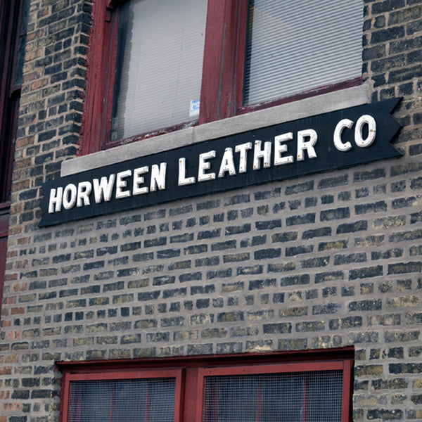 Mr. Groper | Horween Austin Calf Leather